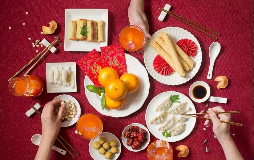 5 Foods for Chinese New Year Celebration in Indonesia