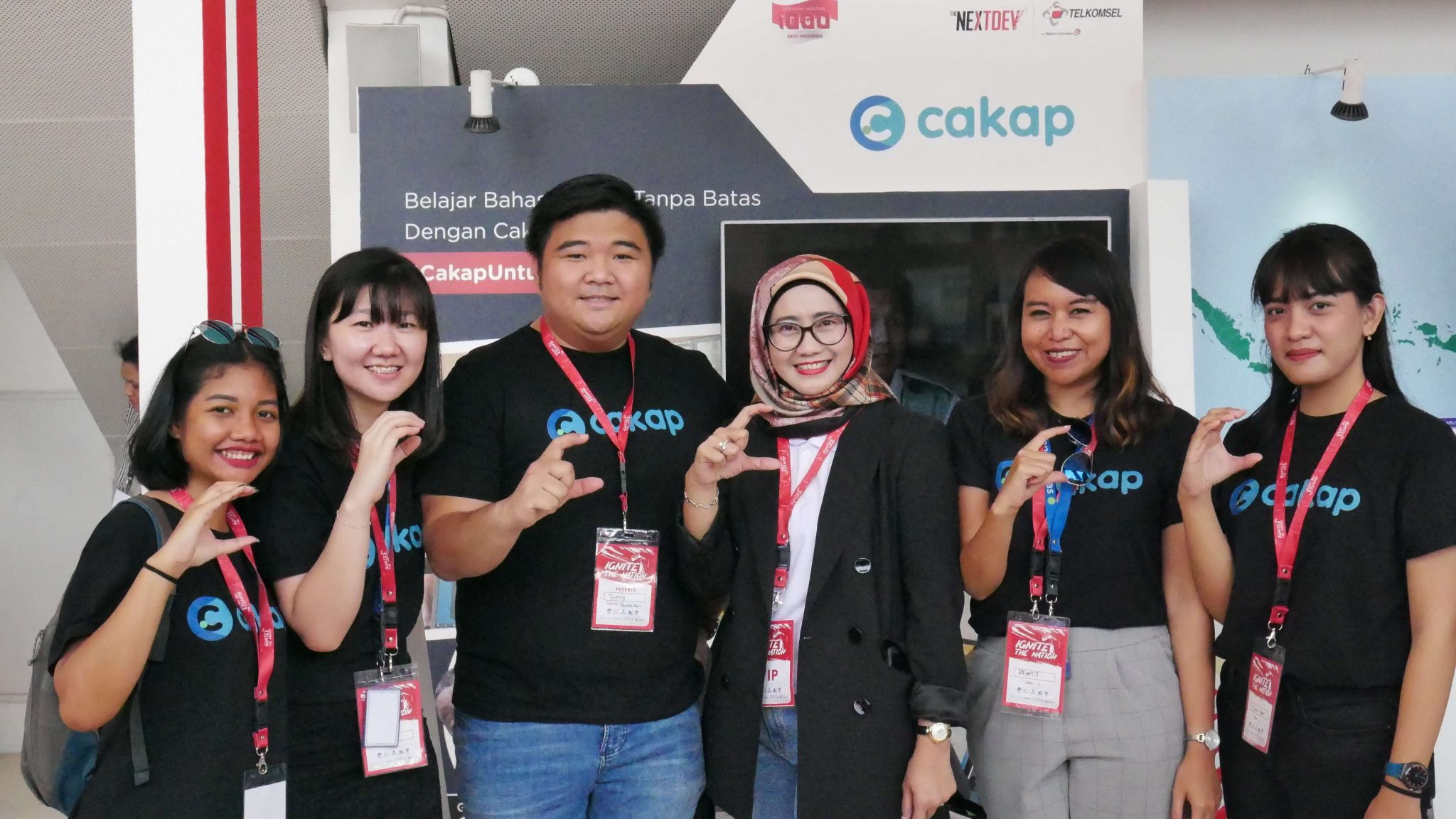 cakap x ignition 2019