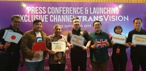 Press Conference Lingua Transvision