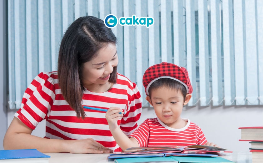 Tips Latih Konsentrasi Anak